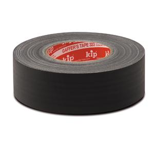 323 gaffer's tape zwart