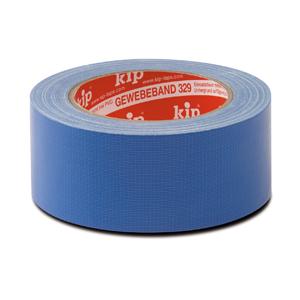 329 textieltape blauw