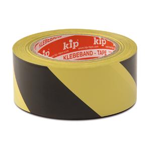 339 PVC-markeringstape extra geel zwart