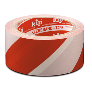 339 PVC-markeringstape rood wit