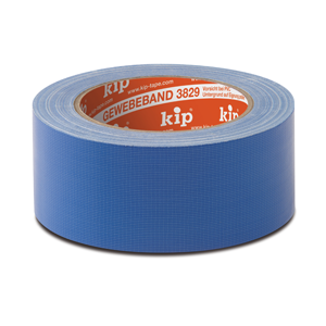 3829 textieltape blauw