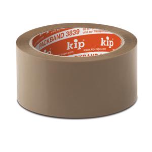 3839 PP-verpakkingstape bruin
